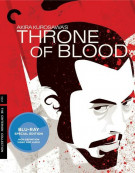 Throne Of Blood: The Criterion Collection  Blu-ray