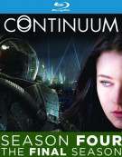 Continuum: Season Four Blu-ray