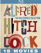 Alfred Hitchcock: The Masterpiece Collection (Limited Edition) Blu-ray