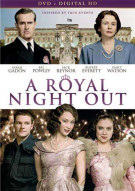 Royal Night Out, A (DVD + UltraViolet) Movie