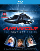 Airwolf: The Complete Series Blu-ray