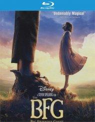 BFG, The (Blu-ray + DVD + UltraViolet) Blu-ray