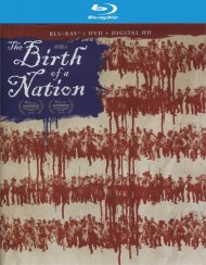 Birth of a Nation, The (Blu-ray + DVD + UltraViolet) Blu-ray