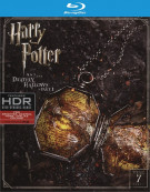 Harry Potter and the Deathly Hallows: Part 1 (4K Ultra HD + Blu-ray + UltraViolet)  Blu-ray