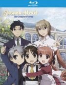 Shonen Maid: The Complete Series Blu-ray