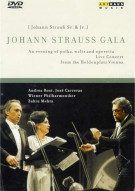 Johann Strauss Gala: Zubin Mehta Movie