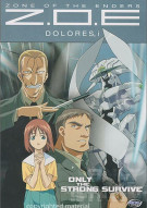 Zone Of The Enders: Dolores i - Only The Strong Survive Movie