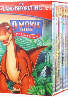 Land Before Time, The: 9-Movie Dino Pack  Movie