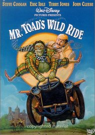Mr. Toads Wild Ride Movie