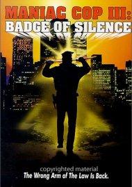Maniac Cop III: Badge Of Silence Movie