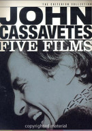 John Cassavetes: Five Films - The Criterion Collection Movie
