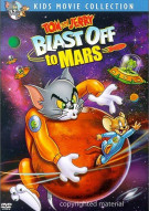 Tom And Jerry: Blast Off To Mars Movie