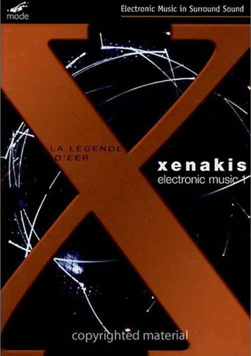 Xenakis: La Légende dEer Movie