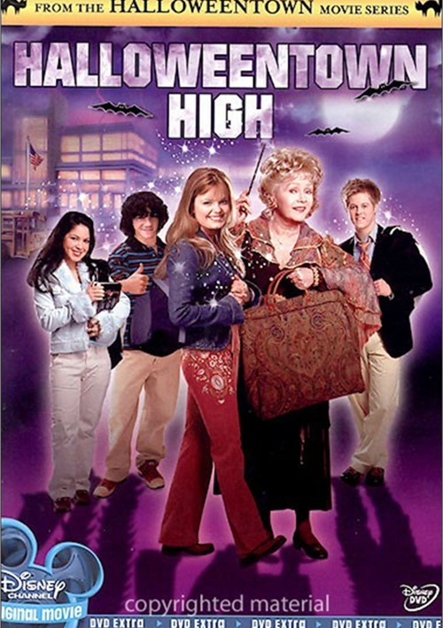 Halloweentown High Movie