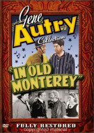 Gene Autry Collection: In Old Monterey Movie