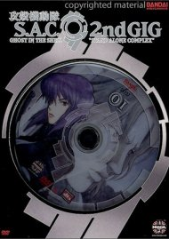 Ghost In The Shell: S.A.C. 2nd Gig Volume 1 - Limited Edition Movie