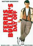 Ferris Buellers Day Off: Bueller...Bueller...Edition Movie