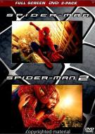 Spider-Man 1 & 2: Limited Edition 2 Pack (Fullscreen) Movie