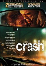 Crash: Directors Cut Edition Movie