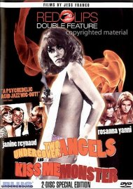 Two Undercover Angels / Kiss Me, Monster (Double Feature) Movie