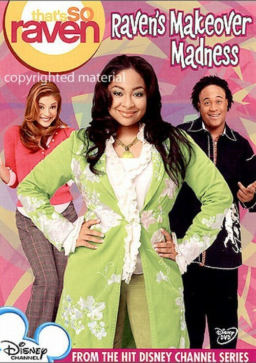 Ray Pearman Used Cars >> That's So Raven: Raven's Makeover Madness (DVD) | DVD Empire