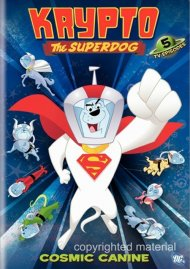Krypto The Superdog: Volume 1 - Cosmic Canine Movie