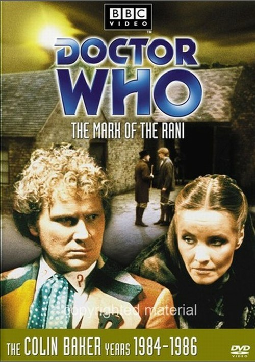 Doctor Who: The Mark Of The Rani Movie