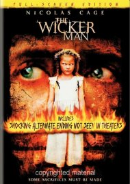 Wicker Man, The: Unrated And Rated (Fullscreen) Movie
