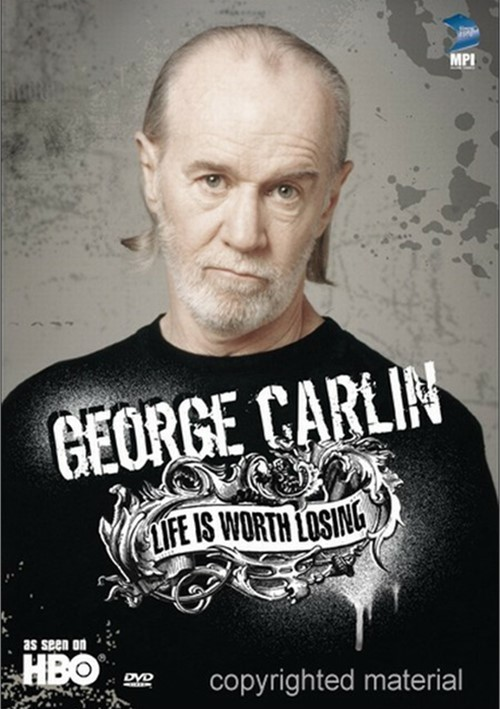 George Carlin: Life Is Worth Losing Movie