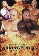WWE: Armageddon 2006 Movie