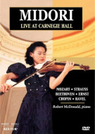 Midori: Live at Carnegie Hall Movie