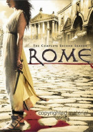 Rome: The Complete Second Season Movie