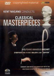 Kent Nagano Conducts Classical Masterpieces: Mozart Movie