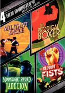4 Film Favorites: Martial Arts Movie