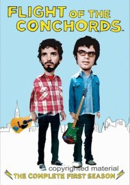 Flight Of The Conchords: The Complete First Season Movie