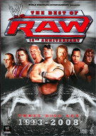 WWE: Best Of Raw - 15th Anniversary Movie