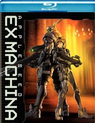 Appleseed: Ex Machina Blu-ray