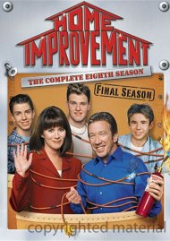 Home Improvement: The Complete Eighth Season Movie