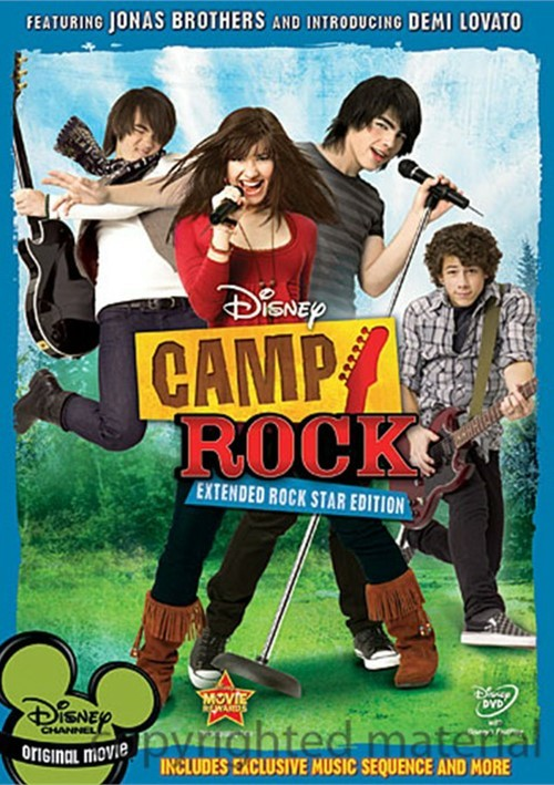 Camp Rock: Extended Rock Star Edition Movie