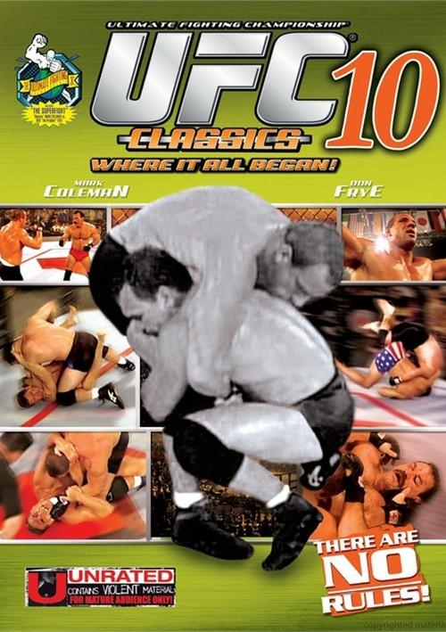 UFC Classics: Volume 10 Movie