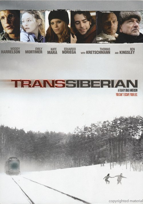 Transsiberian Movie