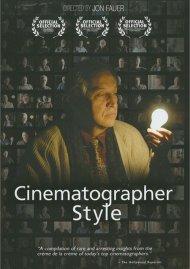 Cinematographer Style Movie