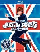 Austin Powers Collection: Shagadelic Edition Loaded With Extra Mojo Blu-ray