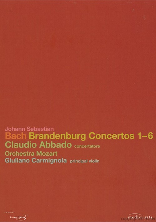Bach: Brandenburg Concertos 1-6 Movie