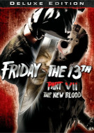 Friday The 13th: Part VII - The New Blood - Deluxe Edition Movie