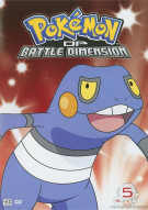 Pokemon: Diamond And Pearl Battle Dimension - Volume 5 Movie