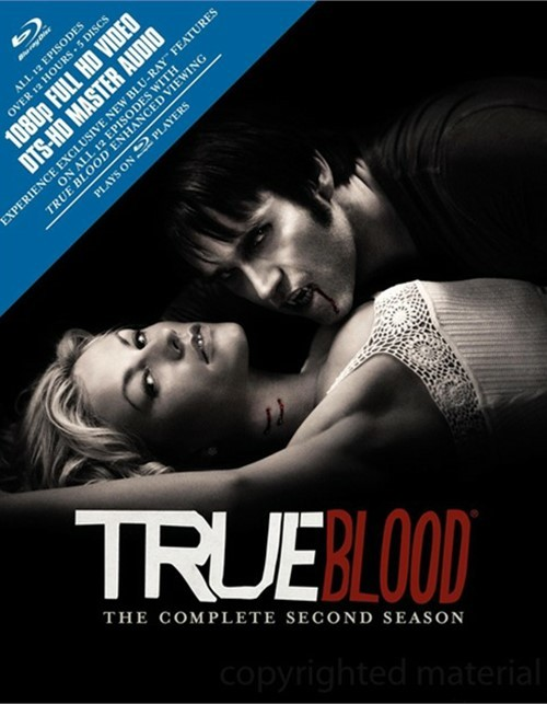 True Blood: The Complete Second Season Blu-ray