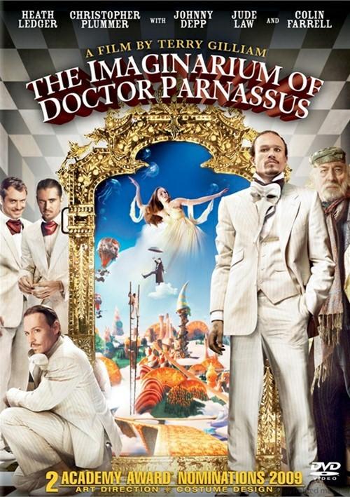 Imaginarium Of Doctor Parnassus, The Movie
