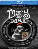 Mary And Max Blu-ray