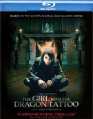 Girl With The Dragon Tattoo, The Blu-ray